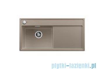 Blanco Zenar XL 6 S  Zlewozmywak Silgranit PuraDur komora lewa kolor: tartufo z kor. aut. i szklaną deską do krojenia 519289