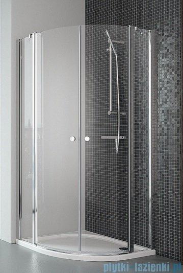 Radaway Eos II PDD kabina prysznicowa 90 część prawa szkło przejrzyste 3799471-01R