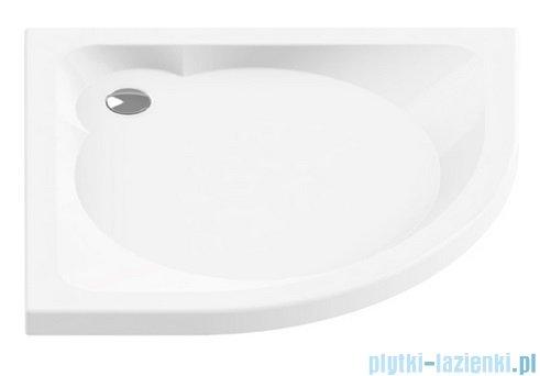New Trendy Cantare brodzik półokrągły posadzkowy 100x100  B-0255