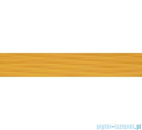 Paradyż Midian struktura giallo listwa ścienna 9,8x60
