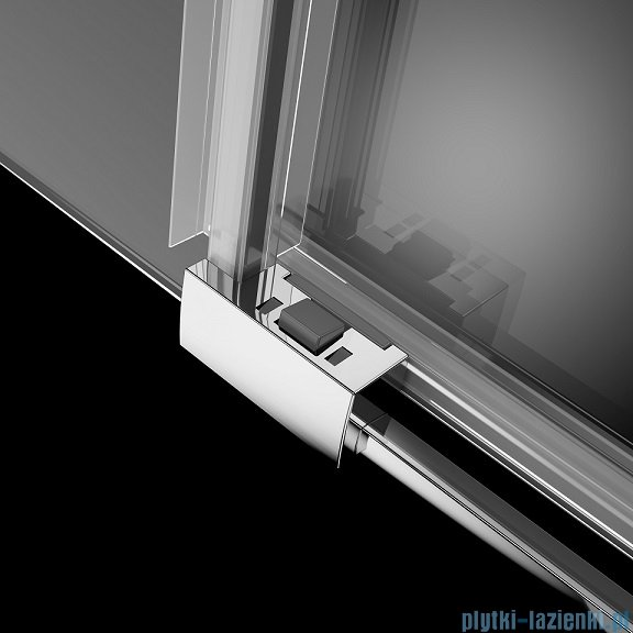 Radaway Idea Kdj kabina 120x80cm lewa szkło przejrzyste 387042-01-01L/387051-01-01R