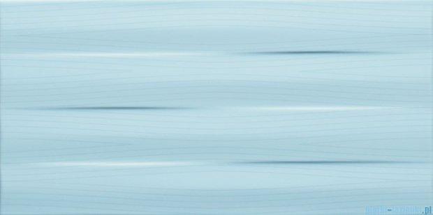 Tubądzin Maxima blue struktura płytka ścienna 22,3x44,8