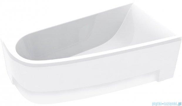 Vayer Bumerang 170x90cm Wanna asymetryczna prawa