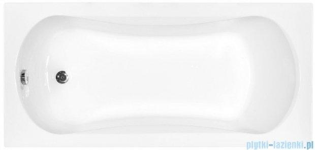 Besco Aria 140x70cm wanna prostokątna #WAA-140-PA