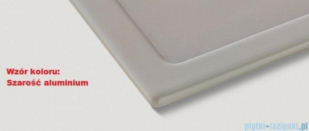 Blanco Idessa 45 S  Zlewozmywak ceramiczny lewy kolor: szarość aluminium bez kor. aut. 514495