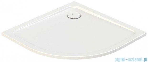 Sanplast Free Line brodzik półokrągły BP/FREE 90x90x2,5 cm +STB 615-040-4430-01-000