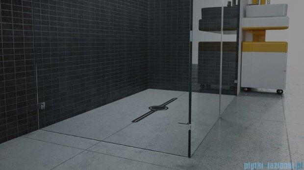 Wiper Eye-drain A2 Massimo Odpływ prysznicowy 100 cm szlif Eye-drainMASSIMOA2_1000Szlif