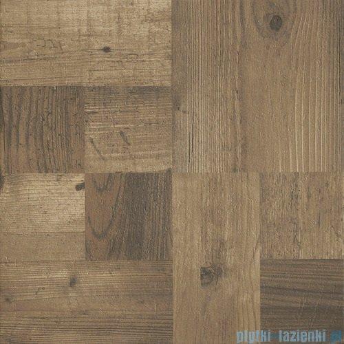 Paradyż Legnetto brown płytka podłogowa 40x40