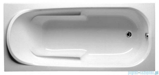 Riho Columbia Wanna prostokątna 150x75 + nóżki + syfon BA02/01U/AMC55