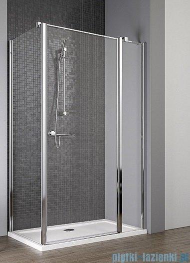 Radaway Eos II KDJ kabina prysznicowa 120x90 prawa szkło przejrzyste 3799424-01R/3799431-01L