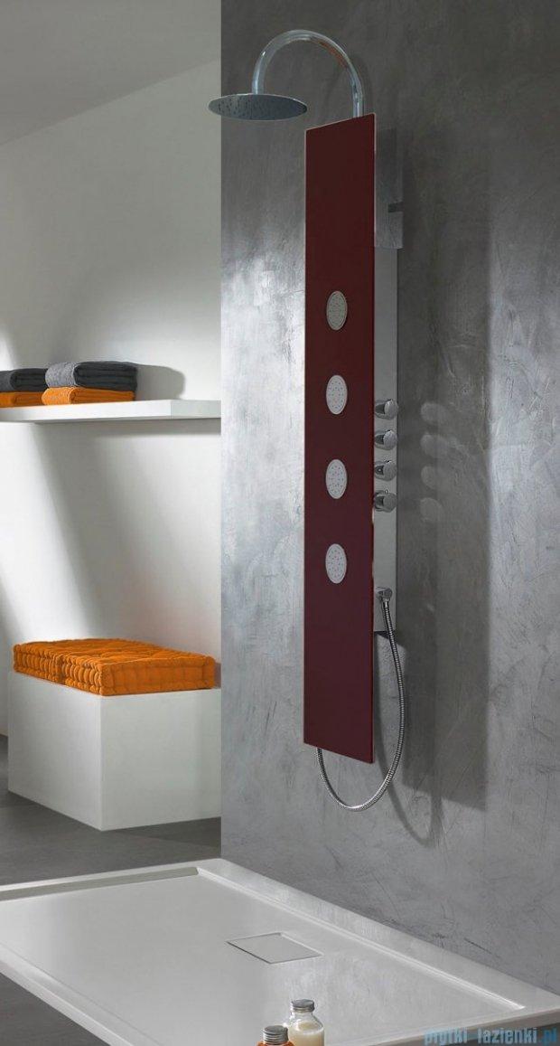 Sanplast Space Line panel prysznicowy PPo/SPACE-150 31x150 cm biały 631-100-0130-01-000