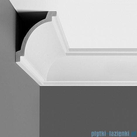 Dunin Wallstar listwa sufitowa gładka 7,5x7,5x200cm CAR-071