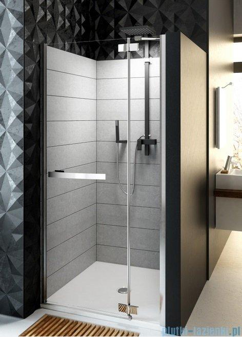 Aquaform HD Collection drzwi uchylne do wnęki prawe 120cm przejrzyste 103-09398