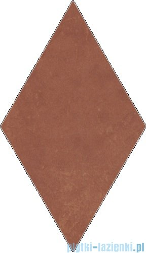 Paradyż Cotto naturale romb 14,6x25,2