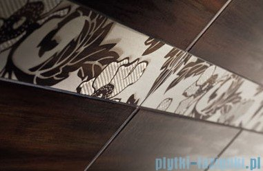 Domino Aceria krem dekor ścienny 22,3x44,8