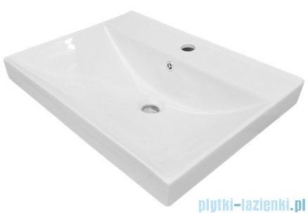 New Trendy umywalka ceramiczna Rosa 75 cm U-0064