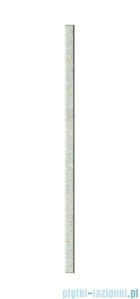 Paradyż silver brokat listwa szklana 2,3x59,5