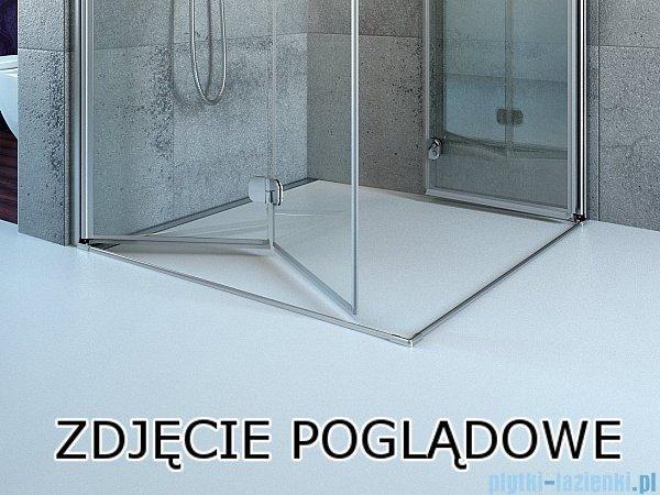 Radaway Arta Kds I kabina 120x100cm prawa szkło przejrzyste 386820-03-01R/386100-03-01R/386112-03-01