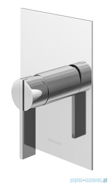 Kohlman Dexame zestaw prysznicowy chrom QW220DQ25