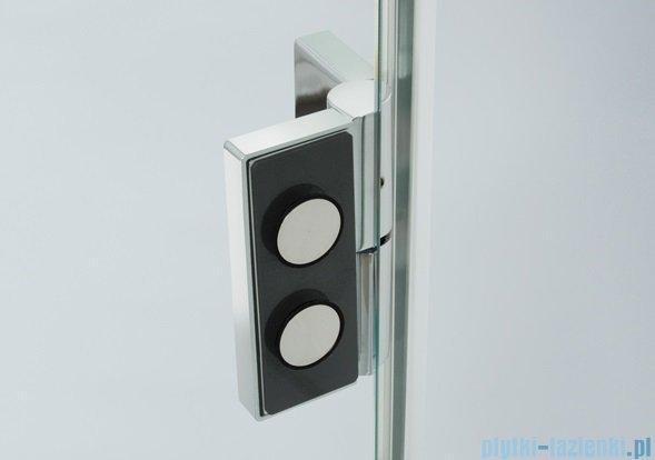 Sanplast kabina narożna prostokątna prawa przejrzyste  KNDJ2P/AVIV-90x100 90x100x203 cm 600-084-0220-42-401