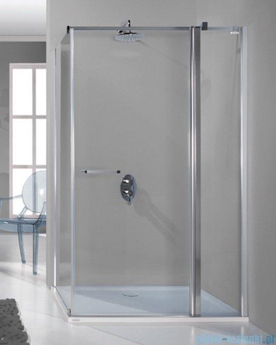 Sanplast kabina narożna prostokątna KNDJ2/PRIII-80x120 80x120x198 cm przejrzyste 600-073-0280-38-401