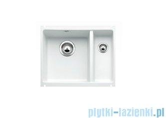 Blanco Subline 350/150-U Komora podwieszana ceramiczna kolor: biały mat z kor. aut.  514525
