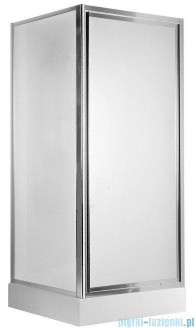 Deante Flex Drzwi wnękowe uchylne szkło szronione 90x185 cm KTL 611D