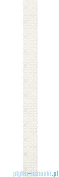 My Way Nomada bianco listwa 7,9x97,7
