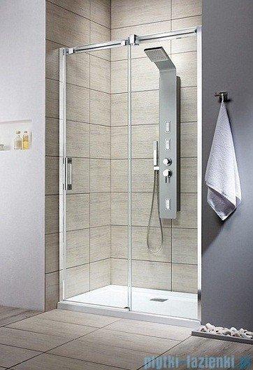 Radaway Espera DWJ Drzwi wnękowe przesuwne 120 prawe szkło przejrzyste 380112-01R