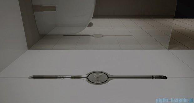 Wiper Eye-drain A2 Massimo Odpływ prysznicowy 70 cm mat Eye-drainMASSIMOA2_700Mat