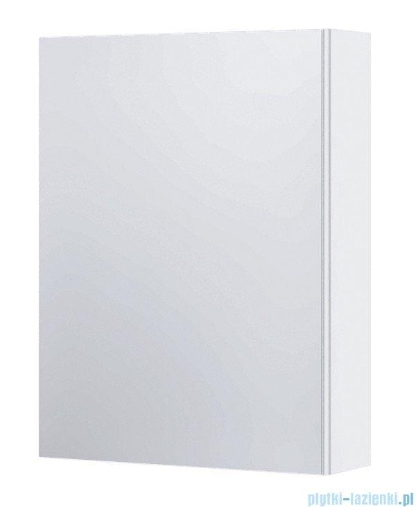 Aquaform Dallas szafka wisząca z lustrem 45cm biały 0408-530106