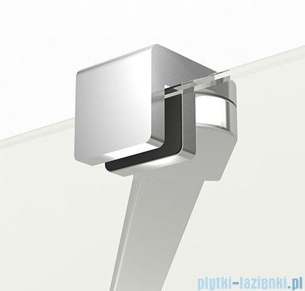 New Trendy New Renoma drzwi wnękowe 80x195 cm przejrzyste lewa D-0095A