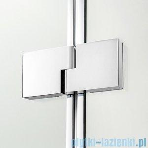 New Trendy Eleganta kabina prysznicowa asymetryczna lewa 120x85 przejrzysta EXK-1022