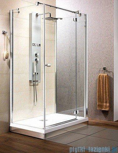 Radaway Kabina prysznicowa Fuenta KDJ+S 80x90x80 prawa szkło przejrzyste 381037-01R1 / 381037-01R2
