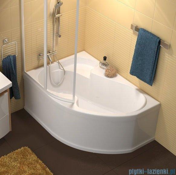 Ravak Wanna asymetryczna Rosa 160x105cm Lewa CM01000000