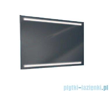 Antado lustro z paskiem świetlnym LED zimne 140x70cm L1-L2-LED2
