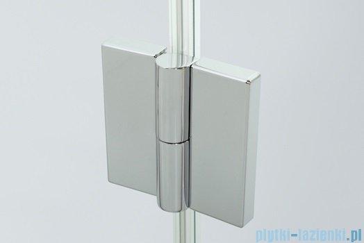 Sanplast kabina narożna prostokątna prawa przejrzyste KNDJ2P/AVIV-90x110 90x110x203 cm 600-084-0240-42-401