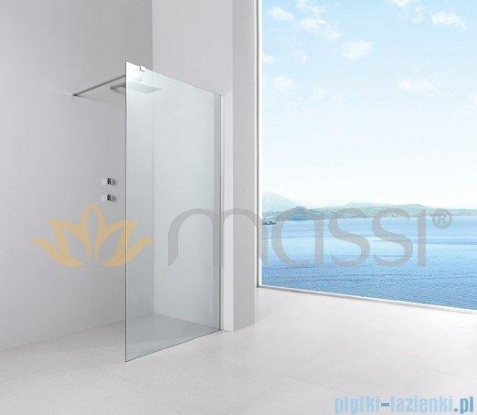 Massi Fix kabina prysznicowa walk In 120x195 cm przejrzyste MSKP-FA1021-120