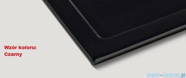 Blanco Axon II 6 S  Zlewozmywak ceramiczny komora prawa kolor: czarny z kor. aut. i akcesoriami  516554