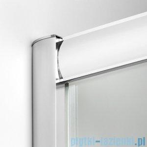 New Trendy Varia kabina prysznicowa 100x80x190 cm przejrzyste D-0054A/D-0043B