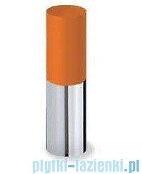 Tres Loft Colors Bateria umywalkowa z korkiem automatycznym kolor pomarańczowy 200.103.01.NA.D