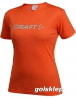 Koszulka damska CRAFT Active Run Logo 192482 r.42