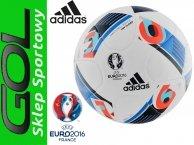 PIŁKA ADIDAS EURO 2016 TOP GLIDER r. 5 GRATIS