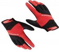 KROSS ROCKER Rękawiczki rękawice rowerowe długie S
