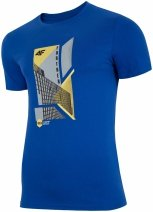 4F TSM022 Koszulka męska sportowa t-shirt r. S