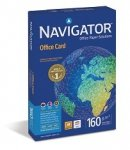 Papier A4 160g [250ark] Navigator Office Card