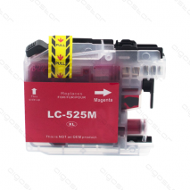 Tusz do Brother LC-525XLM 1.3k zamiennik magenta
