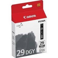 Tusz Canon PGI29DGY do Pixma PRO-1 | dark grey
