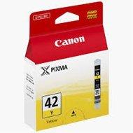 Tusz Canon CLI42Y do Pixma Pro-100   yellow