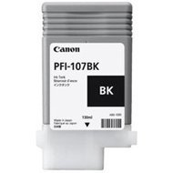 Tusz Canon PFI-107BK do Pixma  | 130ml | black